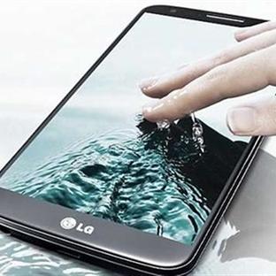 LG G3 Toz ve Su Geçirmeyecek !