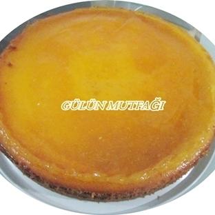 Limonlu chees kek