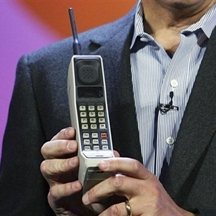 İlk Cep Telefonu Tam 30 Yıl Önce 4 Bin Dolara Satı