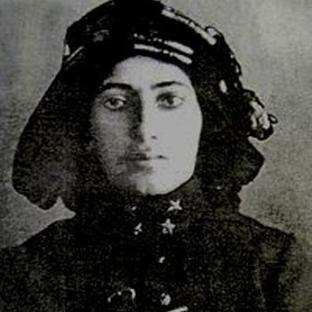 İlk Türk Kadın Subayı: Fatma Seher Erden