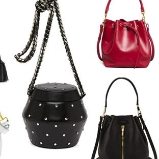 İlkbahar 2014 Çanta Modası: bucket Bag