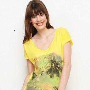 Loft bayan tişört modelleri