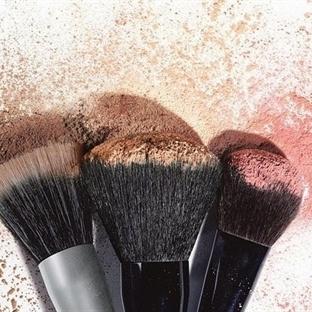 Makyaj Fırçası Temizleme Paleti Yapmak