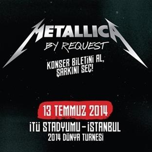 Metallica Yazın En İhtişamlı Turnesiyle İstanbulda