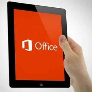 Microsoft Office Mobile iPhone Uygulaması Ücretsiz