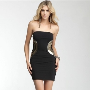 Mini Elbise Modelleri 2014