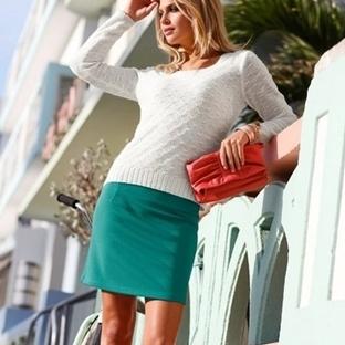 Mini Etek Ve Pantolon Etekler Bu Sene Moda