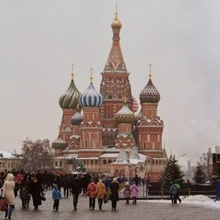 Moskova Şehir Turu