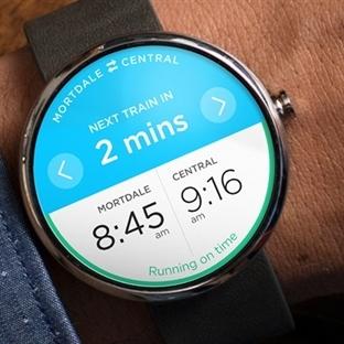 Motorola'dan Moto 360 Akıllı Saat Geliyor