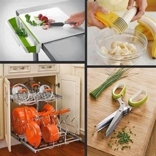 Mutfakta İşiniz Artık Daha Kolay