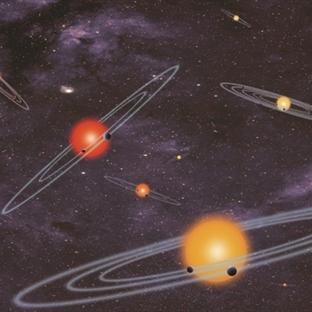 NASA Kepler Görevinde 715 Yeni Gezegen Keşfetti
