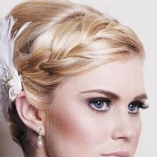 Nişan Düğün Saç Modelleri 2014