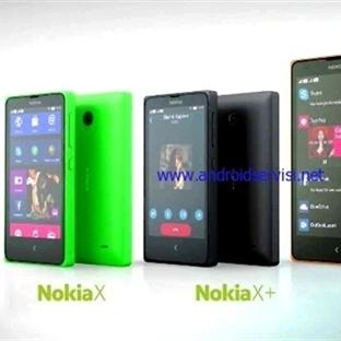 Nokia X, X+ ve XL İle Tanışın