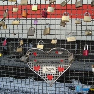 Ölümsüz Aşkların Köprüsü: Hohenzollern