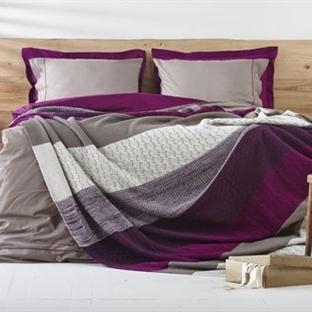 örgü kış battaniye modelleri