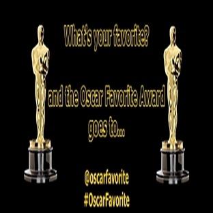 Oscar Favorite Ödülleri