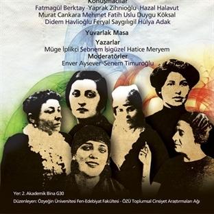 """""""Osmanlı'dan Günümüze Kadın Edebiyatı"""" Konferansı"""