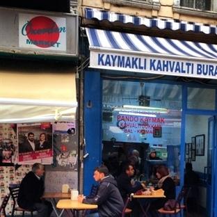 Pando Kaymak