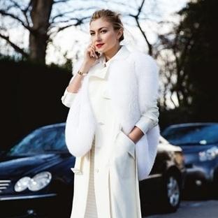 Paris Moda Haftası 2014 Sonbahar Kıs Sokak Modası