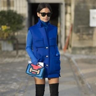 Paris Moda Haftası-Sokak Stilleri