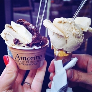 Paris'te Bir İtalyan; Amorino