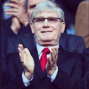 """Pat Rice: """"Arsene Wenger Harcamaktan Korkmuyor"""""""