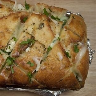 Peynir Dolgulu Ekmek
