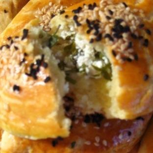 Peynirli Mahlepli Poğaça Tarifi