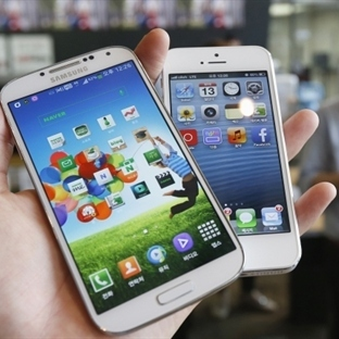 İphone 5s ve Samsung S5 Karşılaştırması