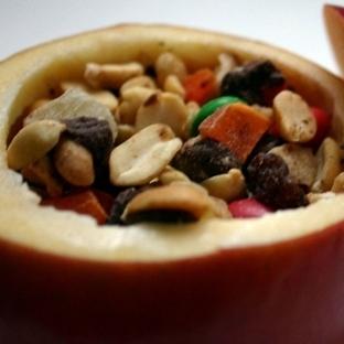 Pirinçli Dondurulmuş Meyvalar Tarifi