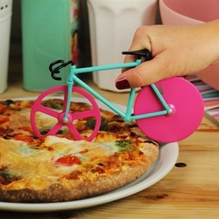 Pizza Kesici Mini Bisikletler