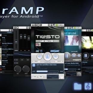PowerAmp Full Sürümü (Gelismis Müzik Uygulaması)