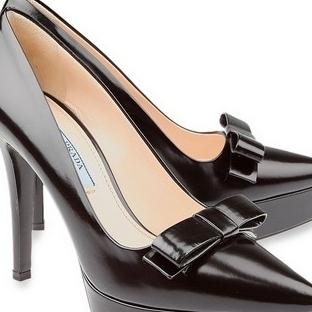 Prada Bayan Ayakkabı Modelleri 2014