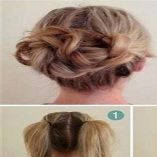 Pratik Saç Modelleri 2