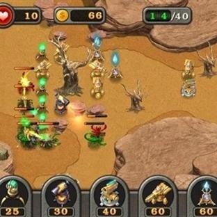 Robot Defense, Android Savunma Oyunu