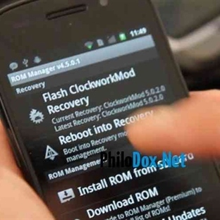 ROM Yükleme Android