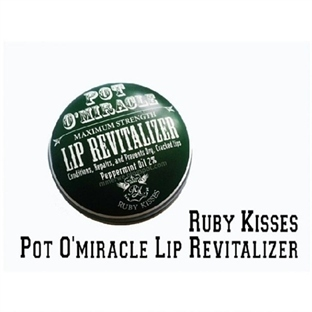 Ruby Kisses - Pot O'miracle Lip Revitalizer
