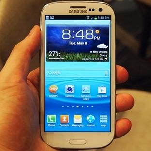 Samsung Galaxy S3 Güvenli Modda Nasıl Açılır