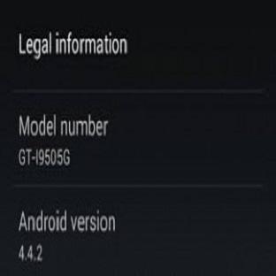 Samsung Galaxy S4 Android 4.4 Güncellemesindeki Ye