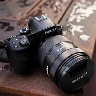 Samsung NX30 DSLR Fotoğraf Makinesi