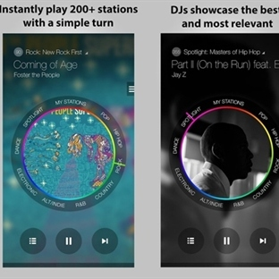 Samsung'tan Milk Music Ücretsiz