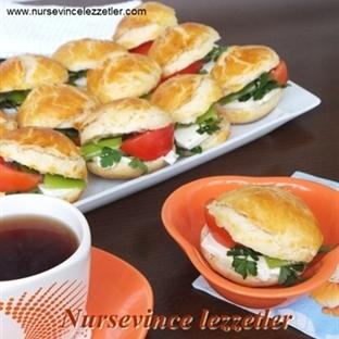 Sandvic Pogaca Tarifi