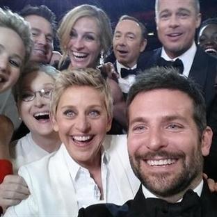 Selfie Picture Stayla: 86. Oscarlar Sahiplenildi