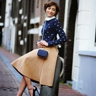 Sevdiğim moda blogları: Preppy Fashionist