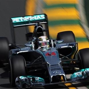 Sezonun İlk Pole Pozisyonunu Hamilton Kazandı