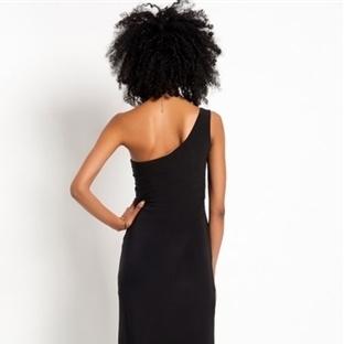 Sırtı Açık Elbise Modelleri 2014