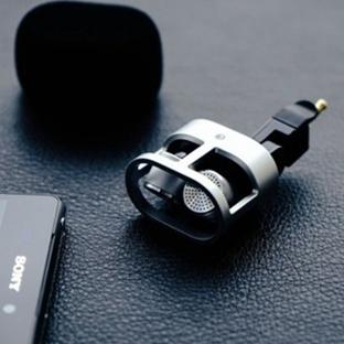 Sony Stereo Mikrofon Fotografları ve 4K Video !