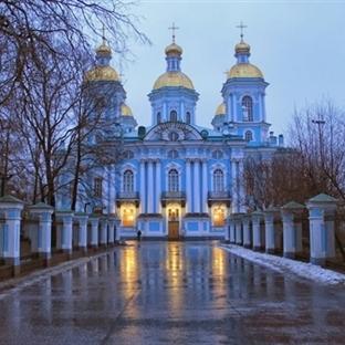 St .Petersburg Son Turlamalar