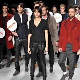 İstanbul Fashion Week'de  Berkin'i Unutmadı!