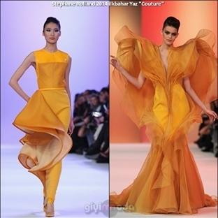 "Stephane Rolland 2014 ""Haute Couture"" İlkbahar Yaz"